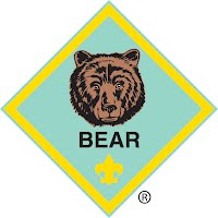 Bear Rank Badge